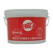 MASTIC MONDIAL BEIGE - Seau 25 KG